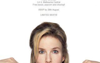 Bridget Jones Event Invite